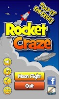 Screenshot of Rocket Craze