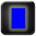 Blue Screen Flashlight icon