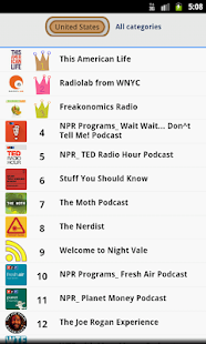 Ratpoison Podcast player-paid- screenshot thumbnail