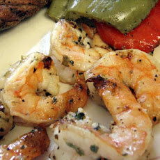 Marinated, Grilled Shrimp