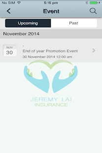 Jeremy Lai Insurance - screenshot