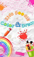 Screenshot of Kids Doodle - Color & Draw