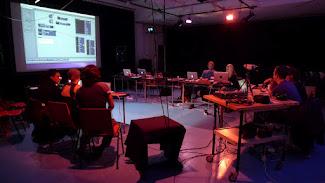 <p> from the Isadora workshop STEIM 2010</p>