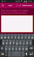 Screenshot of Kozaczek.pl