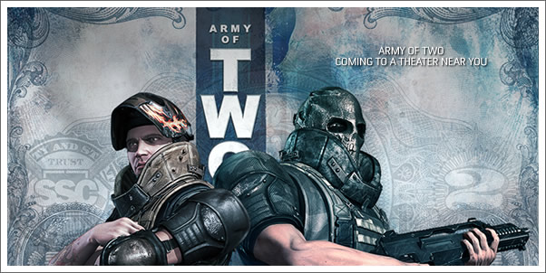 Army of Two - Movie Coming?