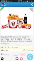Screenshot of iLoveDeals.SG - Daily Deal App