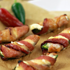 Steeler Nation Jalapeno Poppers W/ Bacon
