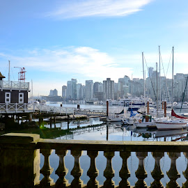 Vancouver by Hannah Stuart - City,  Street & Park  City Parks