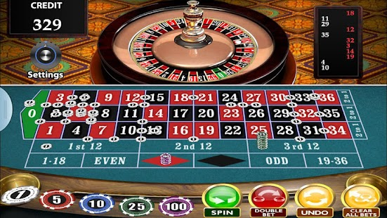 ROULETTE 3D By: POKIESOFT ==== - screenshot