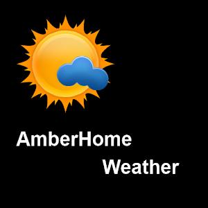 Cover art AmberHome Weather Plus