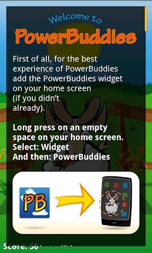 【免費休閒App】PowerBuddies-APP點子
