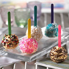 Rice Krispies Treats® on a Stick