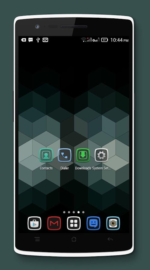 Tembus - Icon Pack Screenshot 1