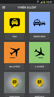 Screenshot of MODRY ANDEL - More than TAXI