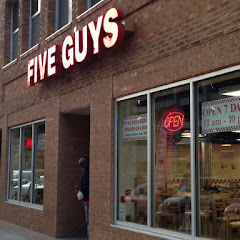 Photo from Five Guys