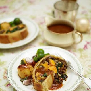 Vegetarian Wellington Mushroom Recipes