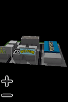 Screenshot of 3D Test