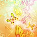 Butterfly Dream, Theme 480x800 icon