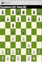 Screenshot of yNotate Chess Recorder