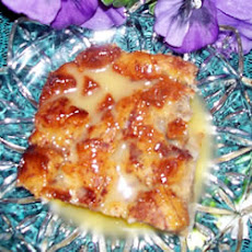Maple Caramel Bread Pudding