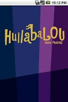 Screenshot of HullabaLOU Music Festival