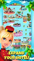 Screenshot of Hotel Island: Paradise Story