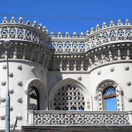 by Ljiljana Pejcic - Buildings & Architecture Architectural Detail