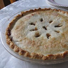Old Fashioned Raisin Pie I