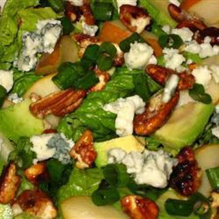 Roquefort, Pear And Watercress Salad