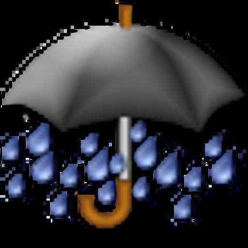 東京雨模様 天氣 App LOGO-硬是要APP
