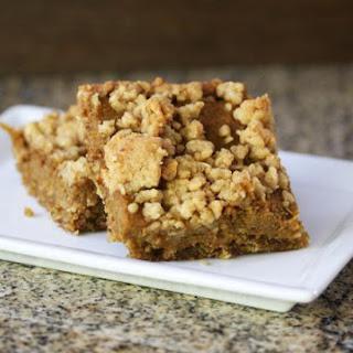 Pumpkin Dessert With Pecan Crumb Topping Recipes