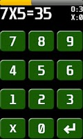 Screenshot of 9x9 - Times Table