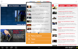 Screenshot of ticinonews.ch HD