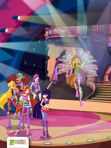Winx Club: Rocks the World - screenshot
