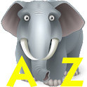 Animal Spelling Game (English) icon