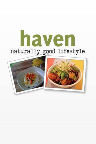 【免費生活App】Haven Cafe-APP點子