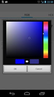 Color Converter - screenshot