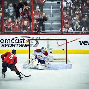 Washington Capitals vs. Montreal Canadians 3 : 2Verizon Center by Ivan Anchev - Sports & Fitness Ice hockey