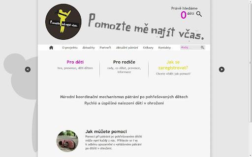 【免費新聞App】Child Alert Czech Republic-APP點子