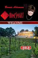 Screenshot of Bonnie California Real Estate