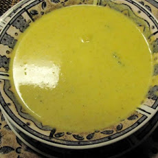 Uncle Bill's Broccoli Soup