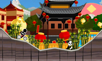 Screenshot of BikeRiderDX