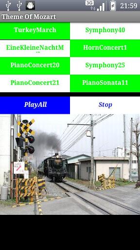 Theme Of Mozart