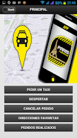 Screenshot of Radio Taxi Paris