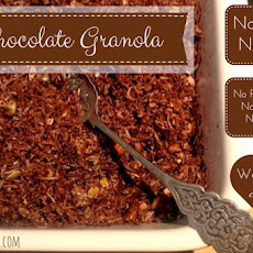 Chocolate Grain Free Granola