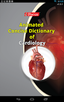 Screenshot of Cardiology-Animated Dictionary