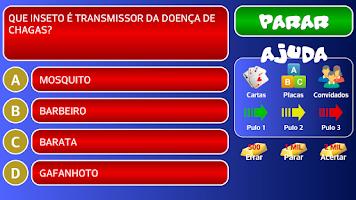 Screenshot of Show do Milhão 2014