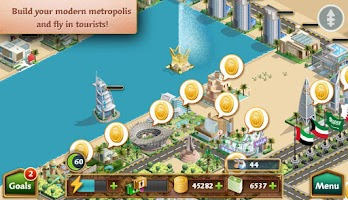 Screenshot of Desert Tycoon