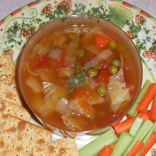 Liquid Diet Soups Recipes
