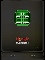 Screenshot of Guitar Scales (FREE)